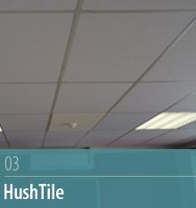 HushTile, Acoustic Tiles