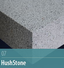 HushStone, Acoustic Surfaces