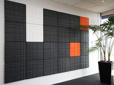 HushDimenstion, Noise Reduction Ceiling Tiles